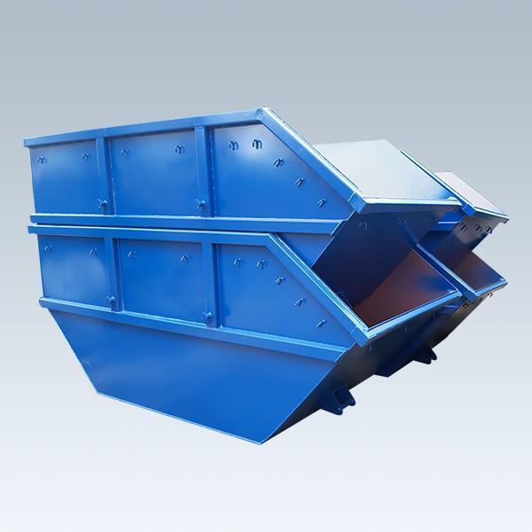 Skips/Chain lift containers
