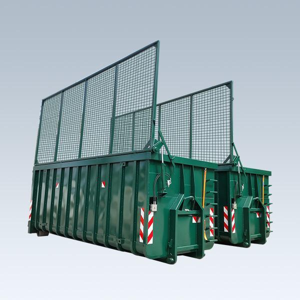 Specialized Containers / For individual needs