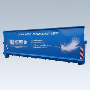 Hooklift Containers / Roll-on Roll-off Containers