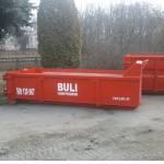 czerwony kontener